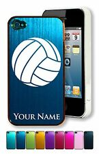 Personalized Aluminum Case/Cover for iPhone 4/4S - VOLLEYBALL, VOLLEY BALL