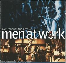 Contraband: The Best of Men at Work by Men at Work (CD, Apr-1996,...