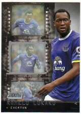2016-17 Topps Stadium Club Premier League Contact Sheet #CS-6 Romelu Lukaku