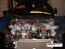 CORVETTE LS1 LS2 LS6 LS7 LSX LS9 T4 CUSTOM TWIN TURBO KIT 1200HP+ PERFORMANCE