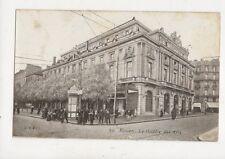 Rouen Le Theatre Des Arts France Vintage Postcard 906a