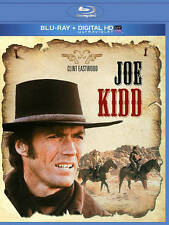 Joe Kidd NEW Bluray disc/case/cover ONLY-no digital/slip Clint Eastwood western