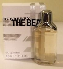 Burberry The Beat Eau De Parfum Collectible MINIATURE ~0.15oz/4.5ml~NIB