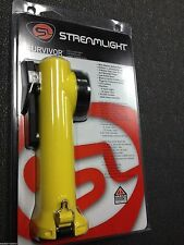 2017 Model 175 Lumens STREAMLIGHT SURVIVOR LED YELLOW  4AA FLASHLIGHT 90541