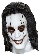 THE CROW - Eric Draven Studio Quality Latex Mask (NECA) #NEW
