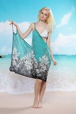 Boldgal Sundress Evening Swim Wrap Beach wear Dress Swimwear Beach Cover up