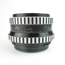 Carl Zeiss Jena Zebra Biometar 2.8/80 Objektiv lens defekt spare parts
