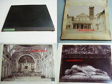 Álbum con 7 fotografías para 1875/Domenico o James Anderson/Santa Cecilia (Roma)