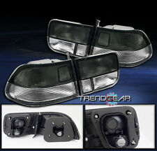 96-00 HONDA CIVIC 2DR ALTEZZA TAIL LIGHT SMOKE/CLEAR 99