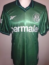 Reebok Palmeiras 1995 Home Football Shirt Soccer Jersey Size XL No.10