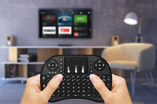 i8 2.4Ghz Fly Air Mouse Mini Wireless Keyboard Remote Controls for Android TV PC