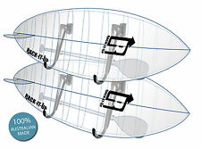 2 SETS Stand Up Paddle Board SUP Storage Rack NAISH SUP BOARDS STARBOARD SUP
