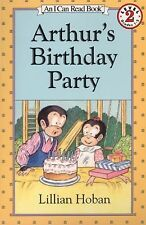 Arthur's Birthday Party (I Can Read Books: Level 2 (Harper Library))
