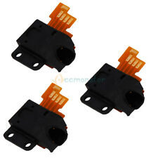 3 x Headphone Jack Modules for The New Apple iPod Touch 2nd 3rd Generation