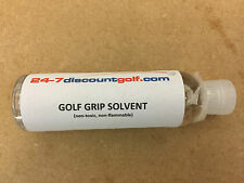 GOLF grip solvente / attivatore INODORE HF-100 (125ml / 4oz) + Squirt TOP
