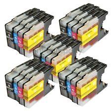 20 Brother Patronen LC1240 XL für Drucker J525W J725DW J925DW MFC J430W J5910DW