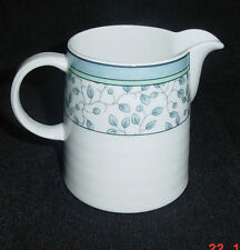 MIKASA FINE CHINA SUSANNE PATTERN # SL104 CREAMER CREAM PITCHER SPAL PORTUGAL EC