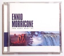 CD ALBUM / ENNIO MORRICONE - THE VERY BEST OF - GREATEST HITS / ANNEE 2000