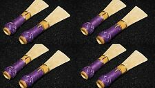 lot 8  bassoon reeds french  handmade by professional musician best quality )