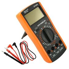 Digital DT-9205 Multimeter LCD AC/DC Ammeter Resistance Capacitance Tester