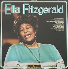 Ella Fitzgerald - Same: Hits (The Entertainers Vinyl-LP Italy 1986)