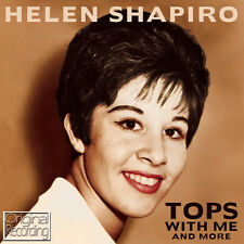 Helen Shapiro - Tops With Me & More CD