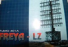 Extratech EXM7224 1/72 Resin & Photo Etch Radarova Stanice Freya Lz Radar