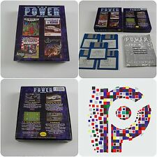 The Power Pack A Beau-Jolly Game Set Amiga tested & working Xenon 2 Bloodwych