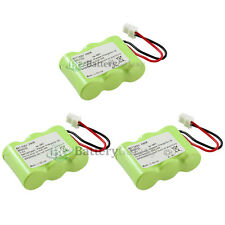 3x Battery for Vtech CS5111-2 CS5121 CS5121-2 CS5121-3