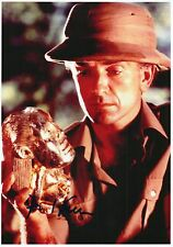 PAUL FREEMAN - Signed 12x8 Photograph - INDIANA JONES