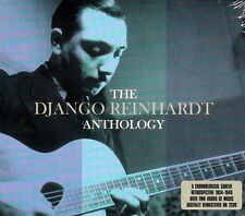 DJANGO REINHARDT - THE ANTHOLOGY 1934-1949 (NEW SEALED 2CD)