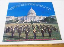 A Salute To The Parade of American Music by the United States Army Band & Chorus