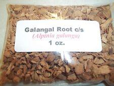 1 oz. Galangal Root c/s (Alpina galanga)