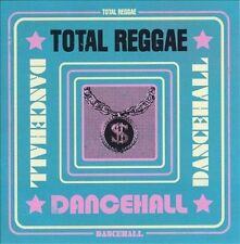 Various Artists - Total Reggae: Dancehall CD NEW [2 Disc]