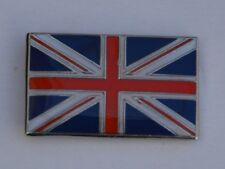 Union Jack British Flag Quality Enamel Pin Badge