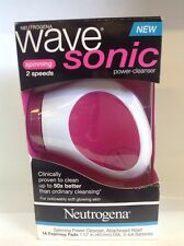 Neutrogena Wave Sonic Power - Cleanser and Foaming Pads 1 set