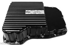 Mag Hytec Transmission Pan 02-Up Dodge & Jeep Truck SUV w/ 45RFE 545RFE Tranny