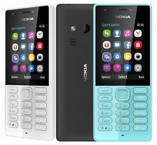Brand New Nokia 216 Black Sim Free / Unlocked Mobile Phone **DUAL SIM** LATEST