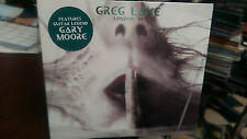 GREG LAKE - London 81 CD Features Guitar Legend Gary Moore Lucky Man Hold on Me
