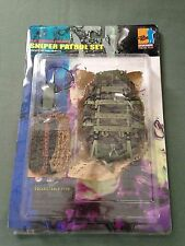 "Dragon 1/6 Scale US Special Forces Sniper Patrol Set for 12"" Figure 71131 Loose"