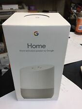 Google Home - White Slate, Google Personal Assistant - BRAND NEW!!!
