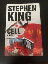 Cell by Stephen King (2006, Hardcover)