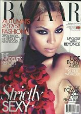 Harpers Bazaar magazine Beyonce Fall fashion The infidelity report Pencil skirt