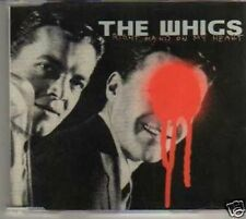 (610G) The Whigs, Right hand On My Heart - DJ CD