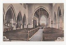 Bedale Church Postcard, A521a