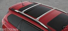 Nissan Pathfinder 2013-2015 Bright Silver Roof Rail Crossbars 2 pc 999R1-XZ500