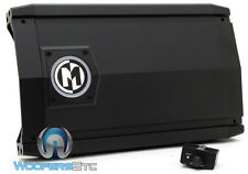 MEMPHIS MCX3.750 3-CHANNEL 600W RMS COMPONENT SPEAKERS SUBWOOFERS CAR AMPLIFIER