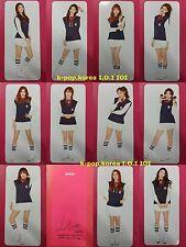 LOT of 11 I.O.I IOI Official Photocard Full Set 1st Album CHRYSALIS Produce 101