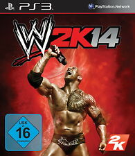 WWE 2k14 para ps3 * top * (con embalaje original)
