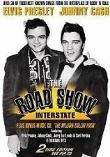 Elvis Presley And Johnny Cash - The Road Show - The Sun Records Years (DVD, 2006